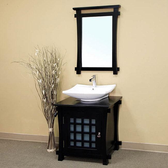 Jasmine bathroom vanity free shipping today overstock for Overstock com vanities