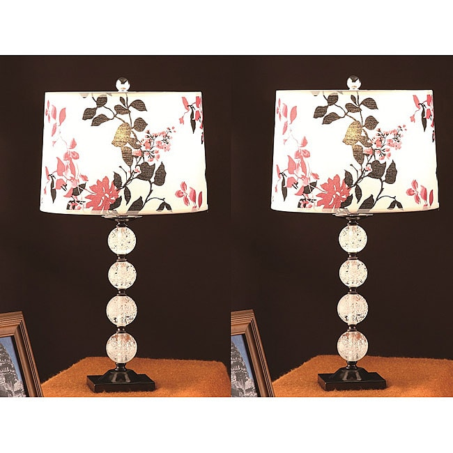 Bancroft 24-inch Table Lamps (Set of 2)