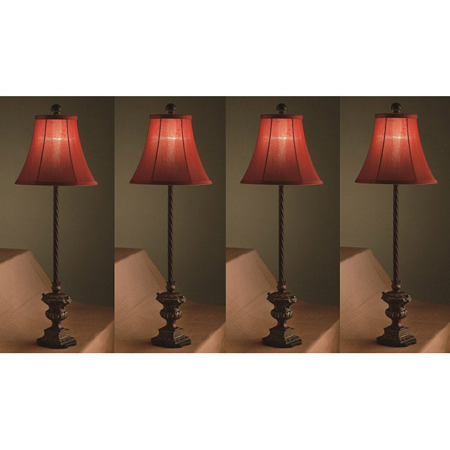 Redding 30-inch Table Lamps (Set of 4)