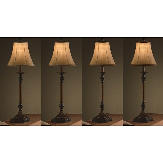Crawford 30-inch Table Lamps (Set of 4)