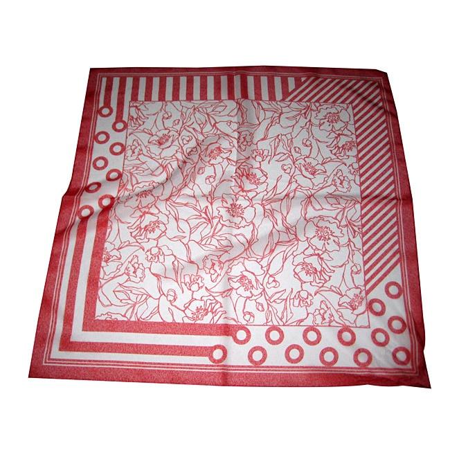 Dmitry Women's Italian Silk Patterned Scarf
