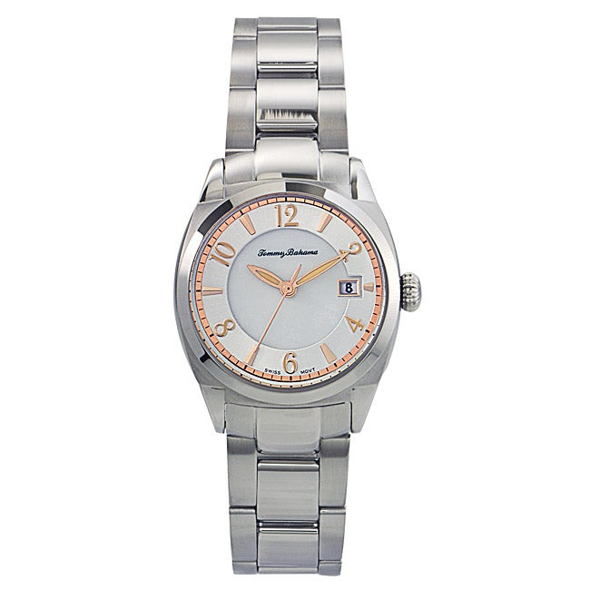 Tommy Bahama Women's 'Cubanito' Mother-of-Pearl Dial Watch