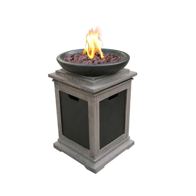 Ravenswood Envirostone 20-pound Outdoor Gas Fire Bowl