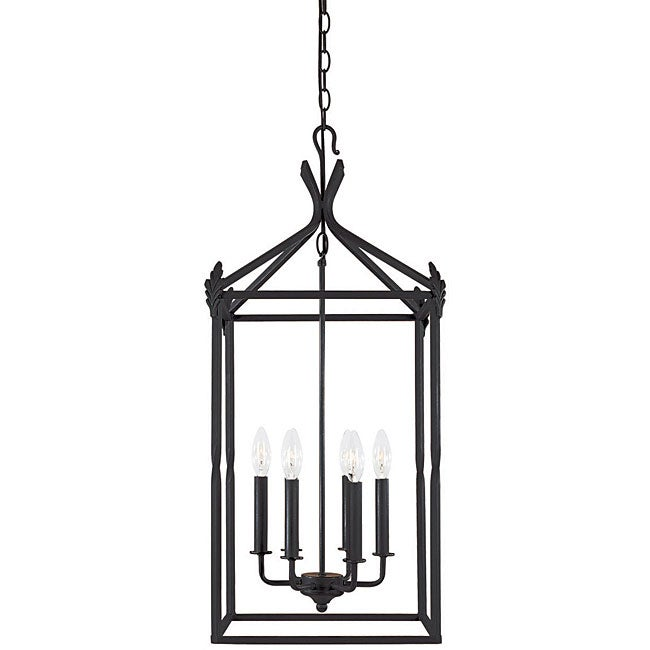 World Imports Hastings Collection 6-light Hanging Pendant - Thumbnail 0