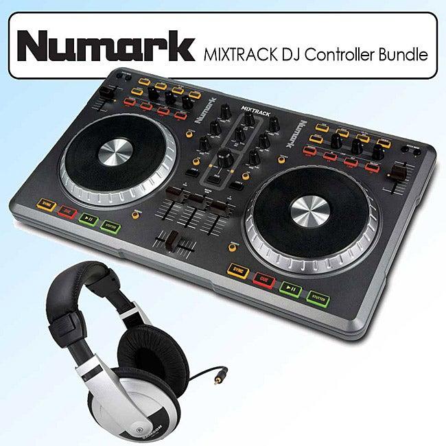 Numark Mixtrack USB DJ Controller with Traktor Kit