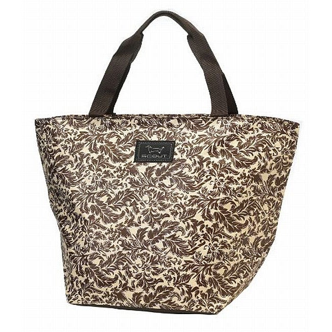 scout chocolate twist weekender tote bag free shipping