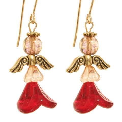 Gavreel Angel Earrings