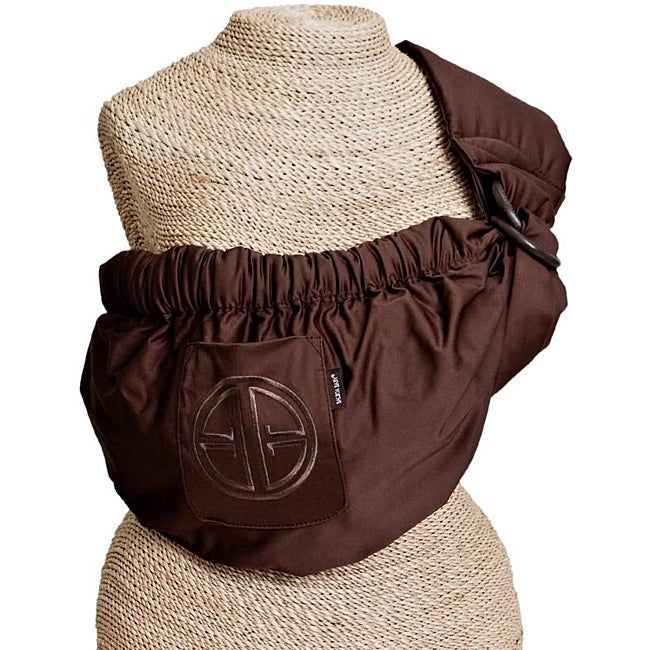 Shop Balboa Baby Adjustable Sling In Brown Free Shipping