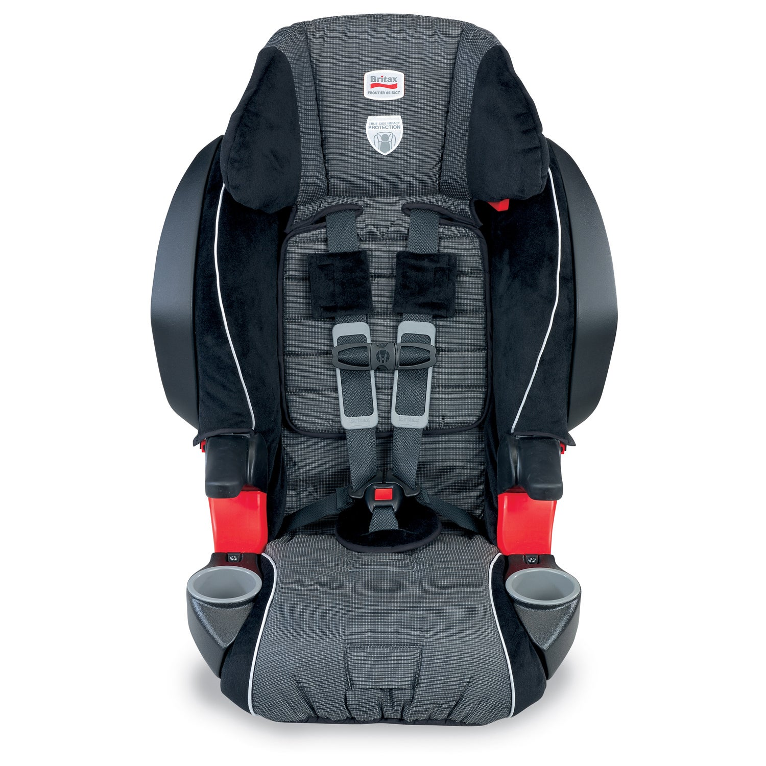 Britax Frontier 85 SICT Harness-2-Booster Car Seat in Onyx