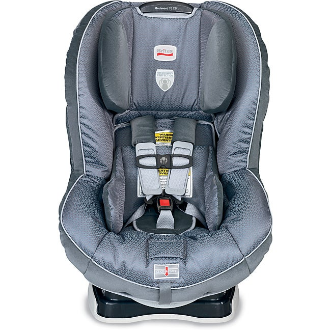 Britax Boulevard 70 Cs Convertible Car Seat In Blueprint Free Shipping Today 6297250