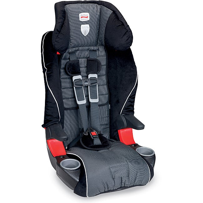 Britax Frontier 85 Combination Harness-2-Booster Seat in Onyx