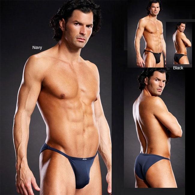 Emaje' Men's Performance Microfiber String Bikini (Set of 3)