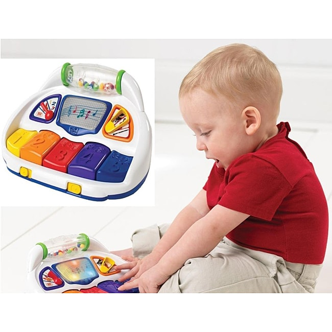 Baby Einstein Count & Compose Piano