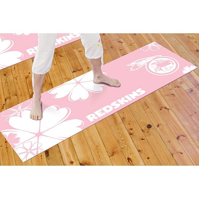Fanmats Washington Redskins Yoga Mat