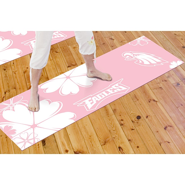 Fanmats Philadelphia Eagles Yoga Mat