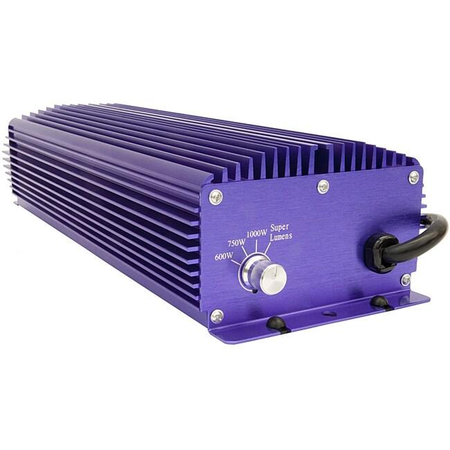 Lumatek HPS/MH Dial A Watt Dimmable 1000W/750W/600W