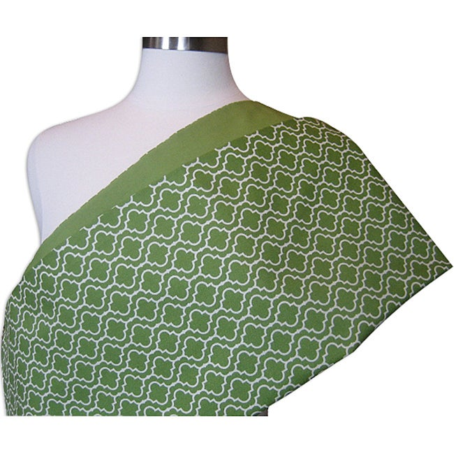 Lucky Baby Green Pod Reversible Baby Sling