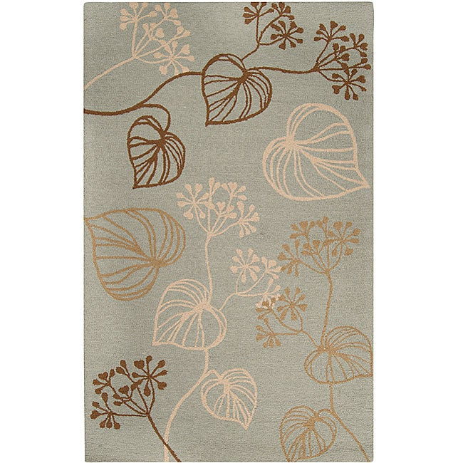 Hand Tufted Acton Wool Rug (5' x 8')