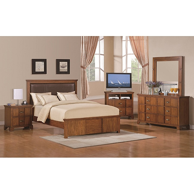 brownstone 5 piece queen size bedroom set free shipping today