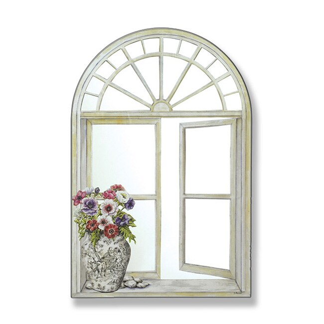 Toile Planter Mirror