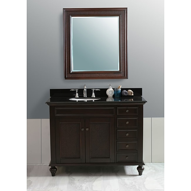 46 Inch Single Sink Vanity Free Shipping Today Overstock Com 13948261