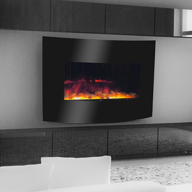 prolectrix windsor wall or free standing electric fireplace - Free Standing Electric Fireplace