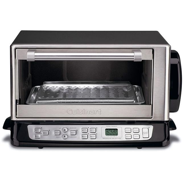 Cuisinart CTO-390PC Exact Heat Sensor Convection/ Broiler Toaster Oven (Refurbished)