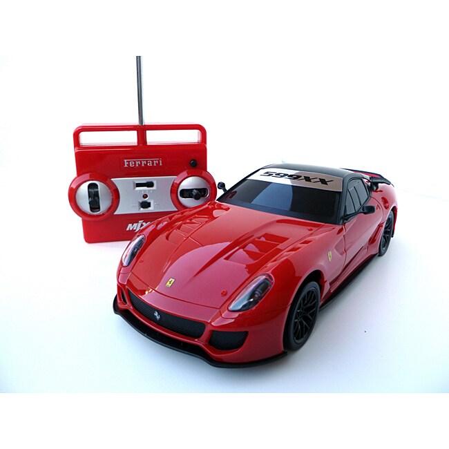 4-Band Remote Control 1:20-scale Ferrari 599XX (RTR)