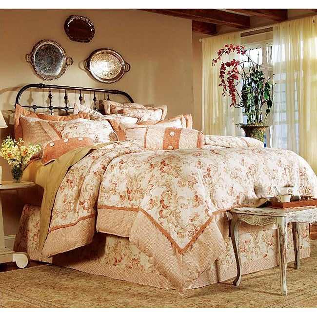 Siena King-size 7-piece Comforter Set