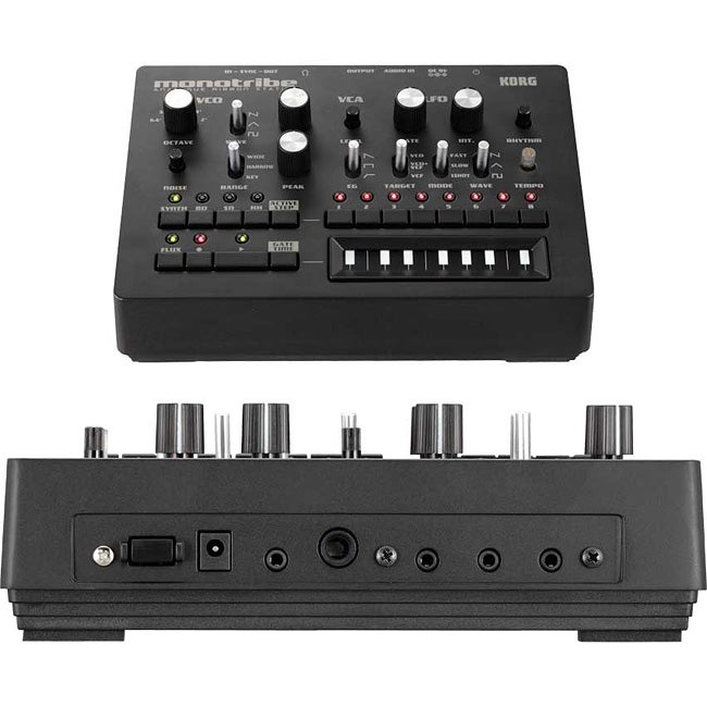 Korg Monotribe Analogue Ribbon Station Synthesizer with Step Sequencer