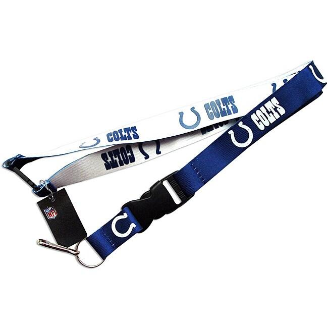 Aminco International Indianapolis Colts Reversible Lanyard