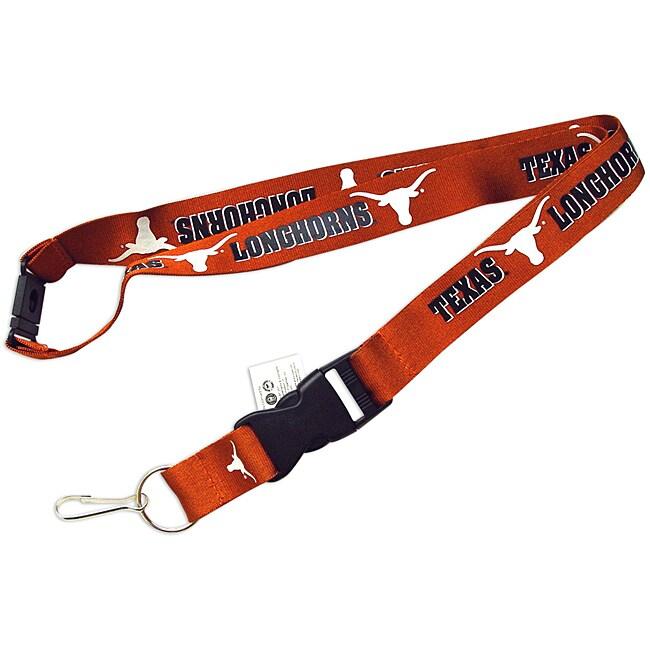 Aminco International Texas Longhorns Orange Lanyard
