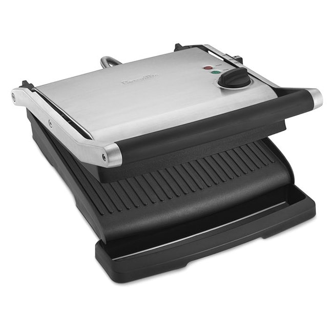 Breville BGR200XL Variable Temperature Panini Grill  (Refurbished)