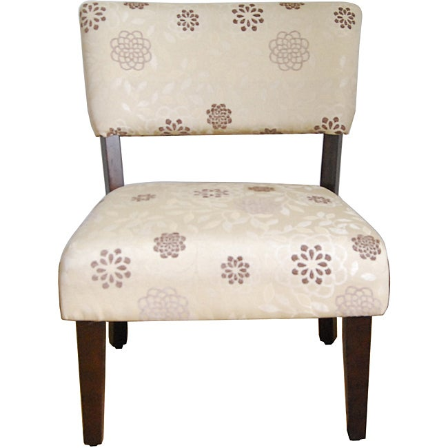 Contemporary Large Gigi Accent Family Room Chair