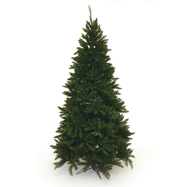 50 Foot Christmas Tree: Good Tidings Allegheny 1459 Tips 50-inch Diameter, 7.5