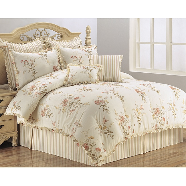 Country Charm 8-piece Queen-size Comforter Set