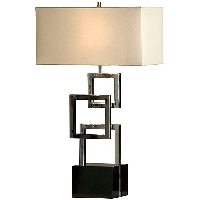 "Nova Lighting ""Cuadros"" Table Lamp"