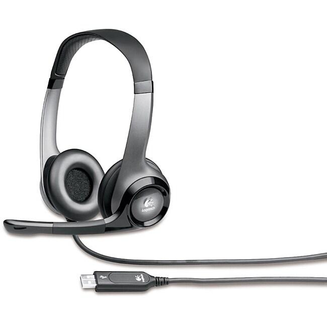 Logitech H530 USB Headset with Premium Laser-Tuned Audio (Refurbished)