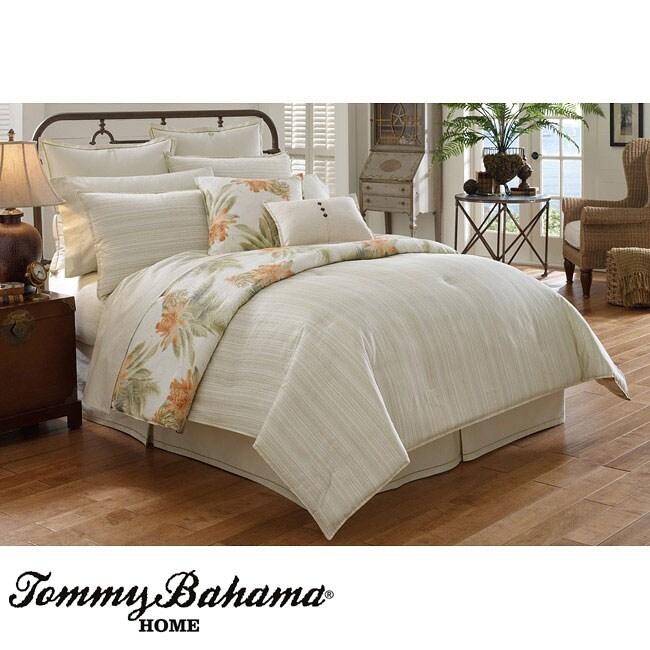Tommy Bahama Abacos Island Queen 4-Piece Comforter Set