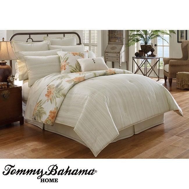 Tommy Bahama Abacos Island King 4-Piece Comforter Set