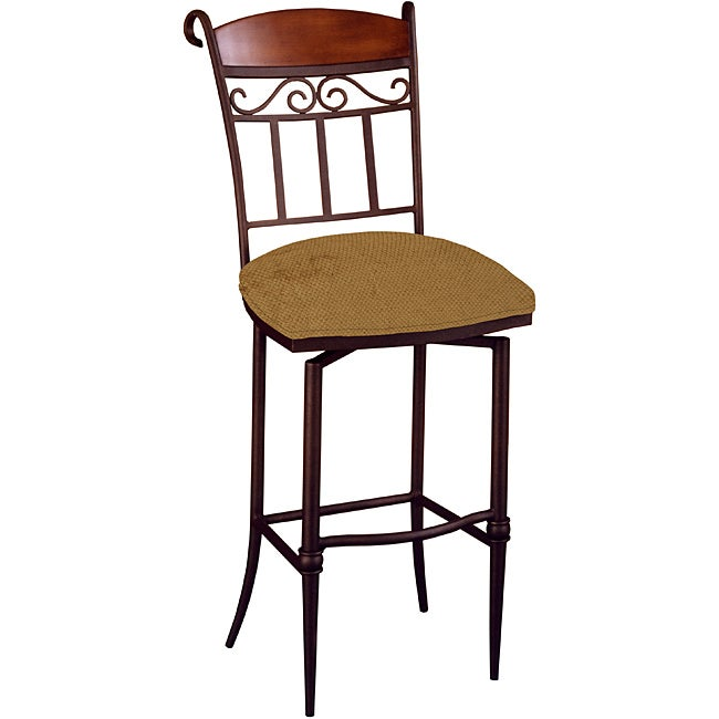 Pacific Crest 26-inch Swivel Counter Stool