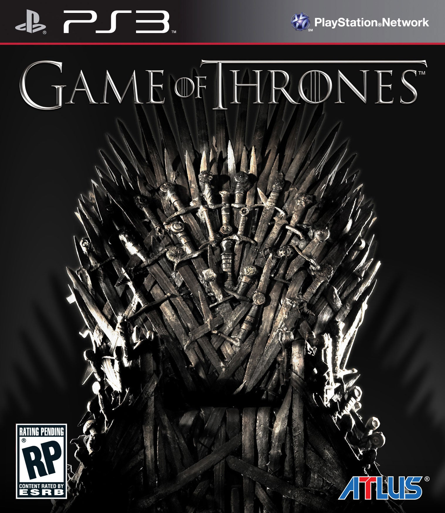 PS3 - Game of Thrones