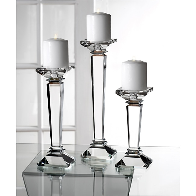 Fifth Avenue Crystal Candle Sticks