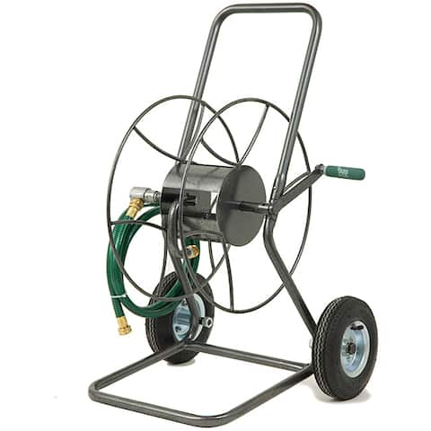 Lewis Tools 2 Wheeled Hose Truck Easy Assembly