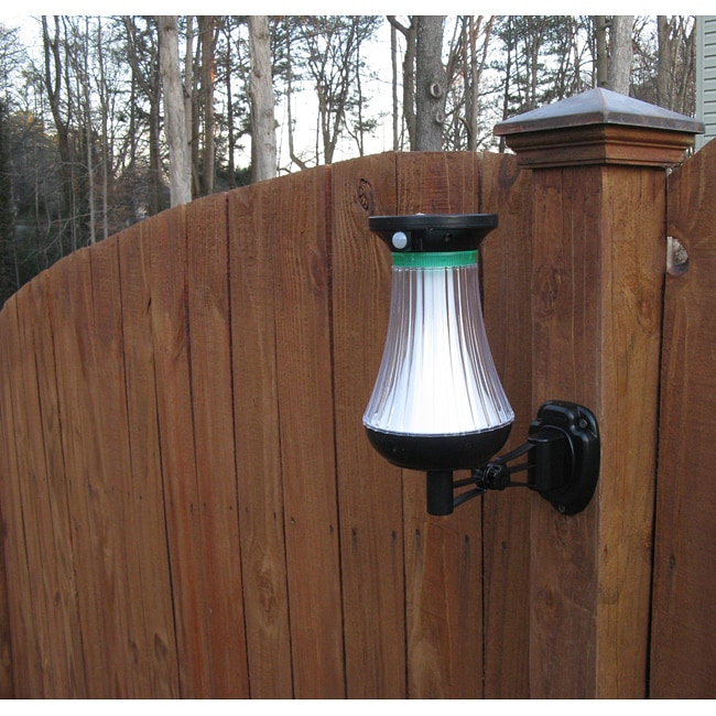 Solar Security Motion Sensor Accent Light (Set of 2) - Thumbnail 0