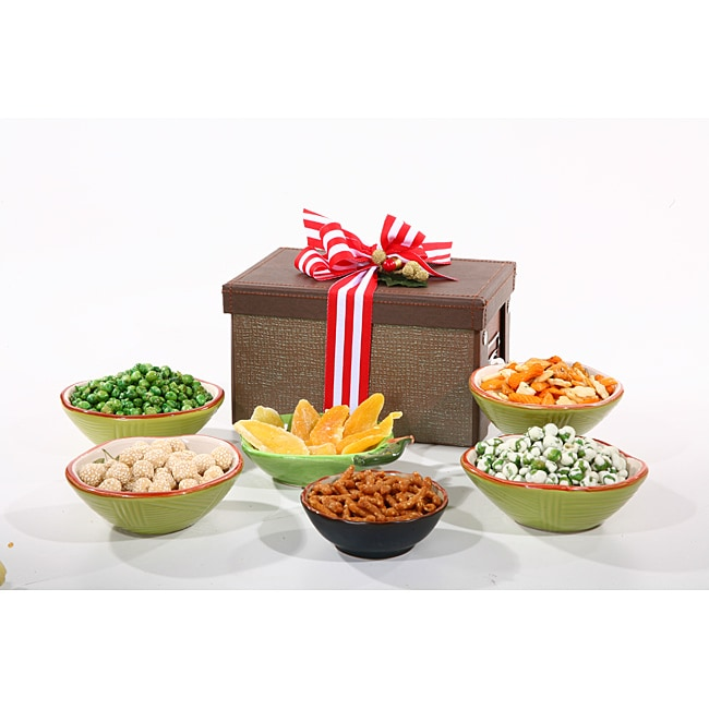 Taste of the Orient Snack Gift Box