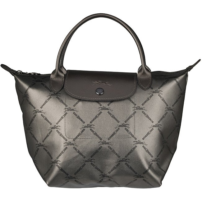 27a96f72b118 Shop Longchamp LM Nylon Tote Bag - Free Shipping Today - Overstock ...