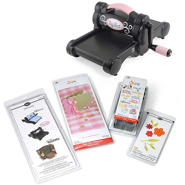 Sizzix Cardmaking Big Shot Value Kit # 3