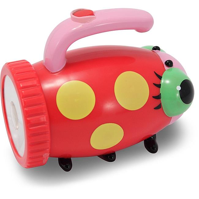 Melissa & Doug Mollie Ladybug Flashlight