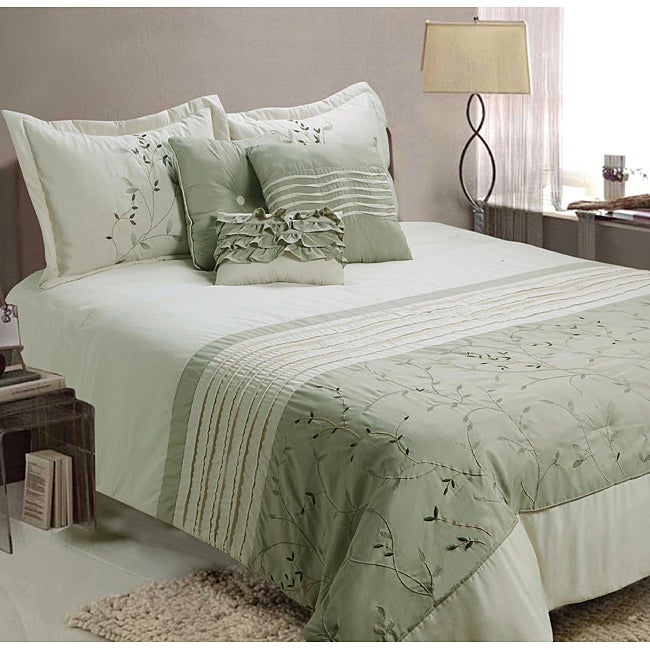 Fiona 7-piece Full-size Comforter Set